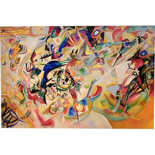 U0027Composition VIIu0027 By Wassily Kandinsky Graphic Art Print