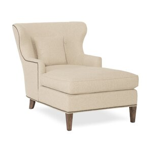 Gracie Chaise Lounge by Hooker Furniture
