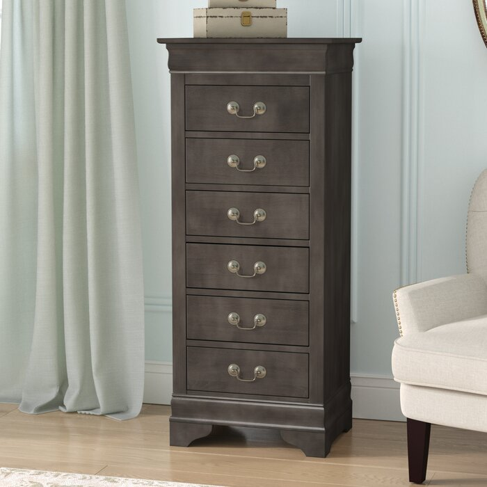the best attitude 2677a 8e78d Babcock 6 Drawer Lingerie Chest
