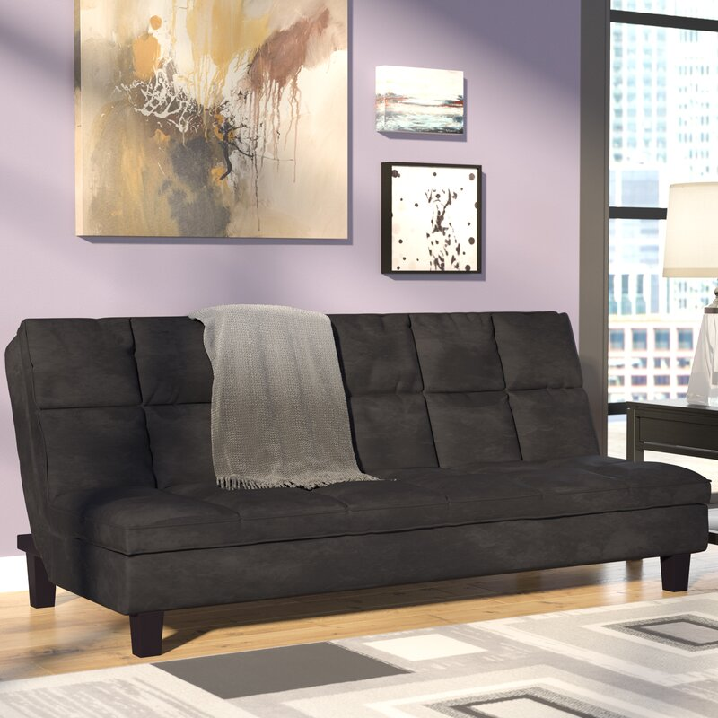Carissa Pillow Top Convertible Sofa