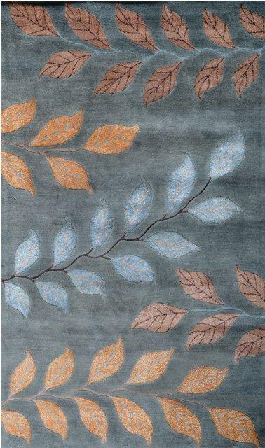 andorra light blue area rug