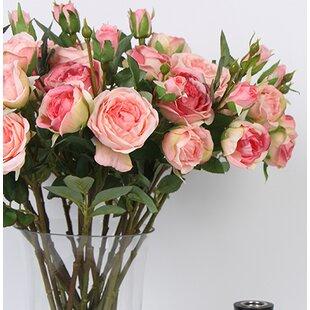Roses youll love wayfair luxury silk rose flower stem mightylinksfo