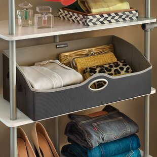 Large Fabric Storage Bin