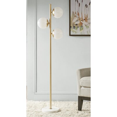 Mid Century Modern Floor Lamps You Ll Love Wayfair