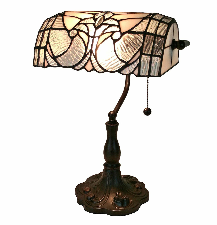 mission wood desk style desks lamp bankers banker executive brass