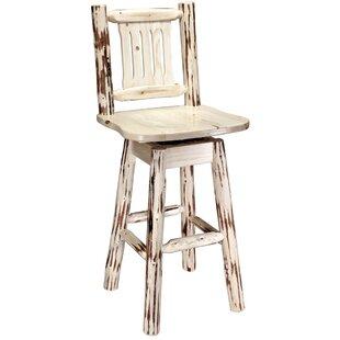 Tustin 30 Square Seat Swivel Bar Stool