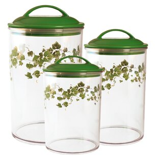 Lime Green Kitchen Canisters Wayfair