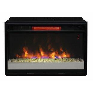 faux fireplace insert wayfair rh wayfair com propane insert for outdoor fireplace propane gas insert for fireplace