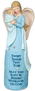 New Baby Jewels of Faith Figurine