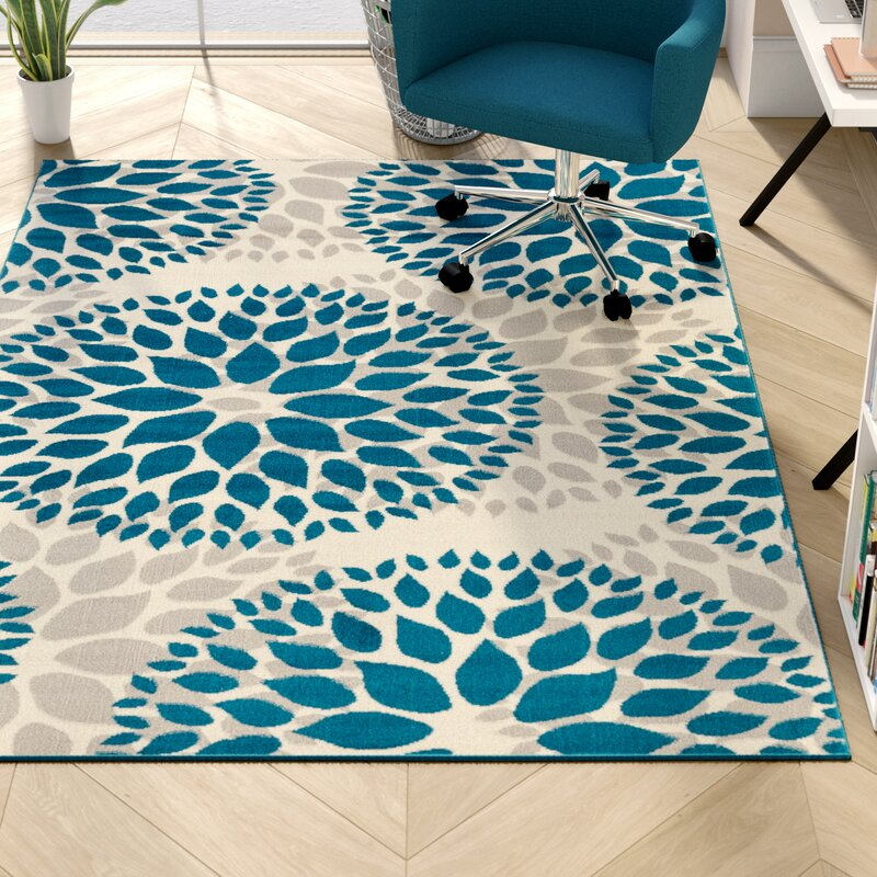 Teal Colored Area Rugs Tyres2c