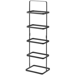 tower 5tier 5 pair shoe rack