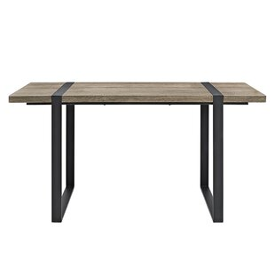 madelyn urban blend wood dining table - Small Wood Dining Table