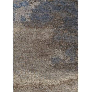 Emory Stormy Weather Blue/Brown Area Rug