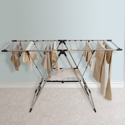 Clothes Drying Racks Amp Clotheslines You Ll Love Wayfair