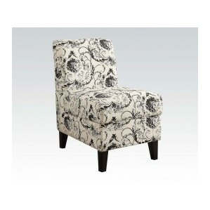 Monica Upholstered Slipper Chair by Winston ..