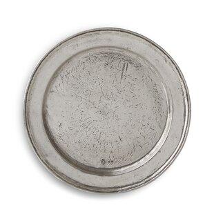 Galvanized Metal Charger Plate Wayfair