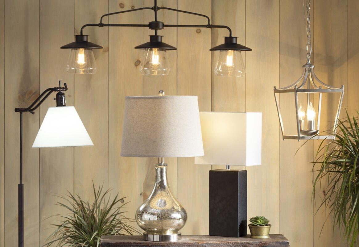 Wrought Studio Little Neck 21 Quot Table Lamp Amp Reviews Wayfair
