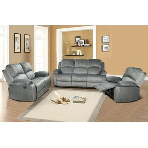 Iseabail 3 Piece Living Room Set by Beverly ..