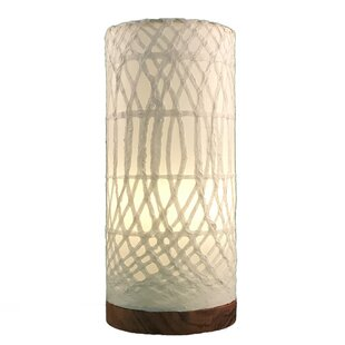 Rice paper table lamp wayfair paper table lamp mozeypictures Images
