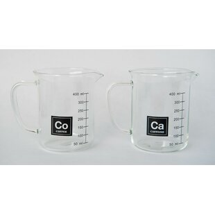 d55bb9a1206 Hollister Periodic Table Morning Elements Coffee Mug (Set of 2)