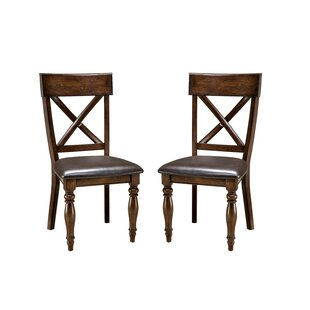 Whisler X-Back Side Chair (Set of 2)