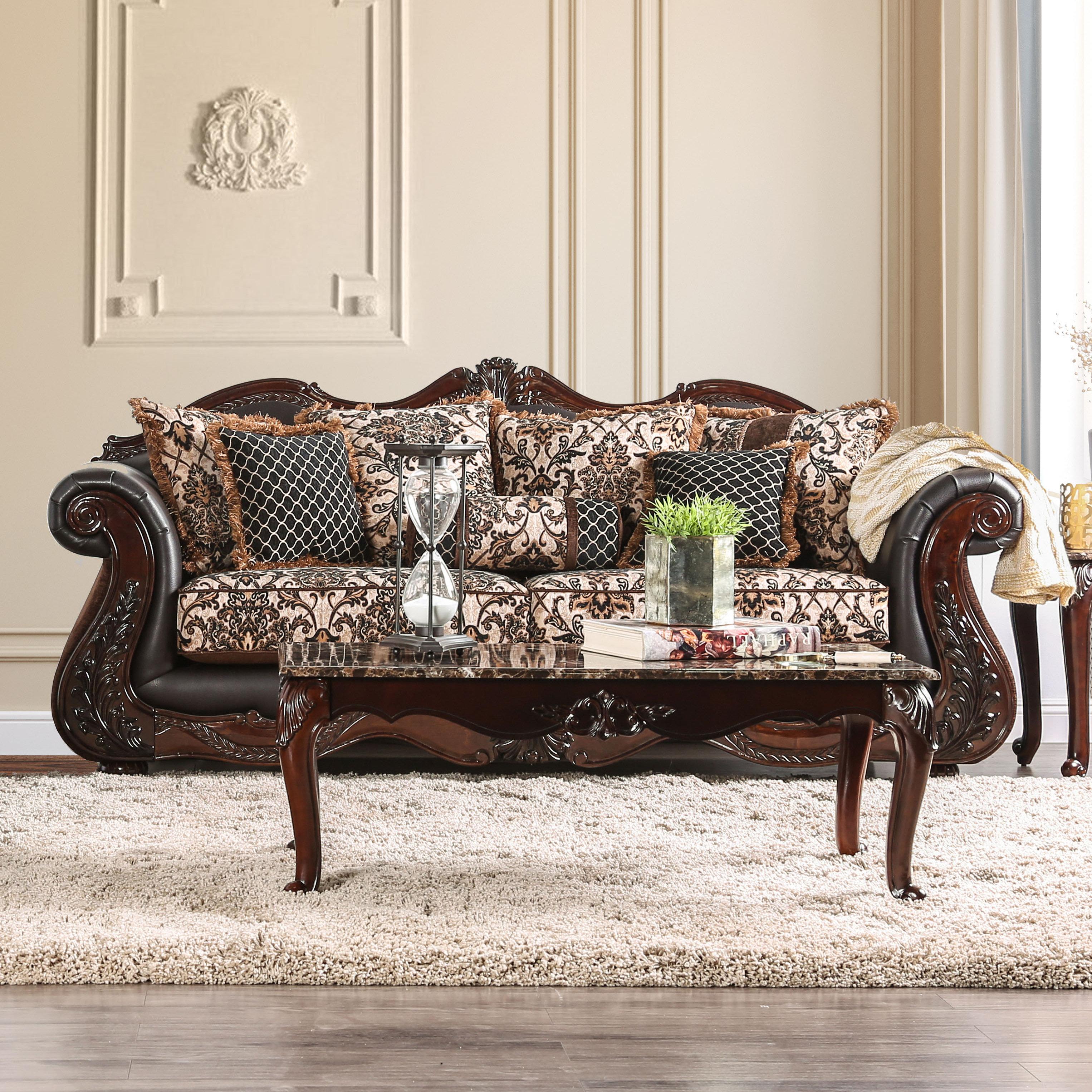 Dolman Traditional Sofa