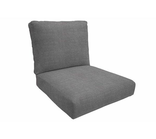 Awesome Eddie Bauer Indoor/Outdoor Sunbrella Lounge Chair Cushion U0026 Reviews |  Wayfair