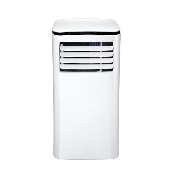 Elegant Comfort Aire 8,000 BTU Portable Air Conditioner With Remote U0026 Reviews |  Wayfair