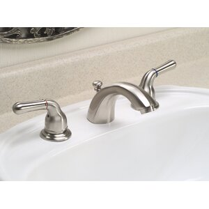 Sanibel Widespread Bathroom Faucet with Cold and Hot Handles