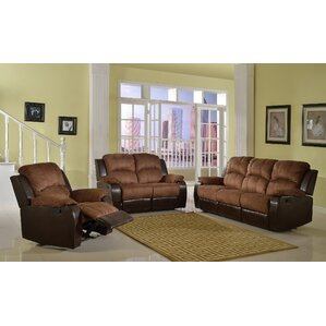 Torian 3 Piece Living Room Set by Red Barrel Studio