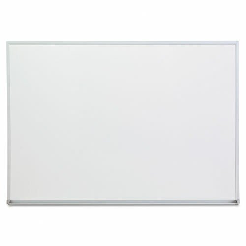 Universal Aluminum Frame Dry-Erase Wall Mounted Whiteboard & Reviews ...