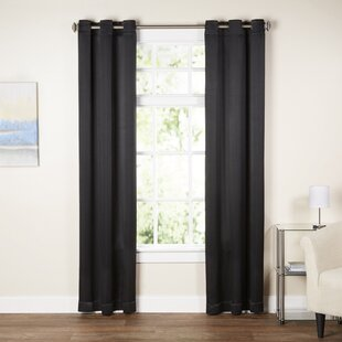 Black White Curtains Drapes