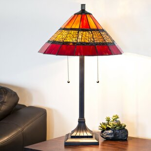 Beau Stained Glass Table Lamps | Wayfair