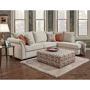 Marko Sectional by Chelsea Home