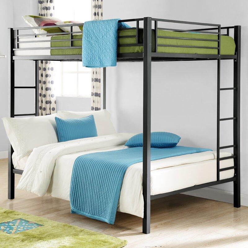Full Over Full Bed Part - 16: Madeline Full Over Full Bunk Bed