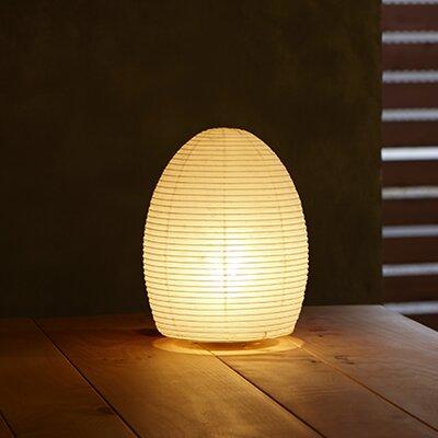 """Paper Egg Moon 9"""" Table Lamp Asano"""