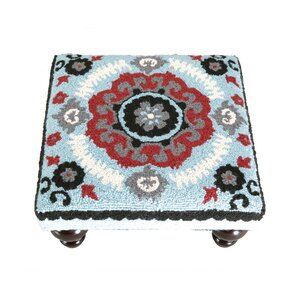 Arianna Ottoman by Peking Handicraft