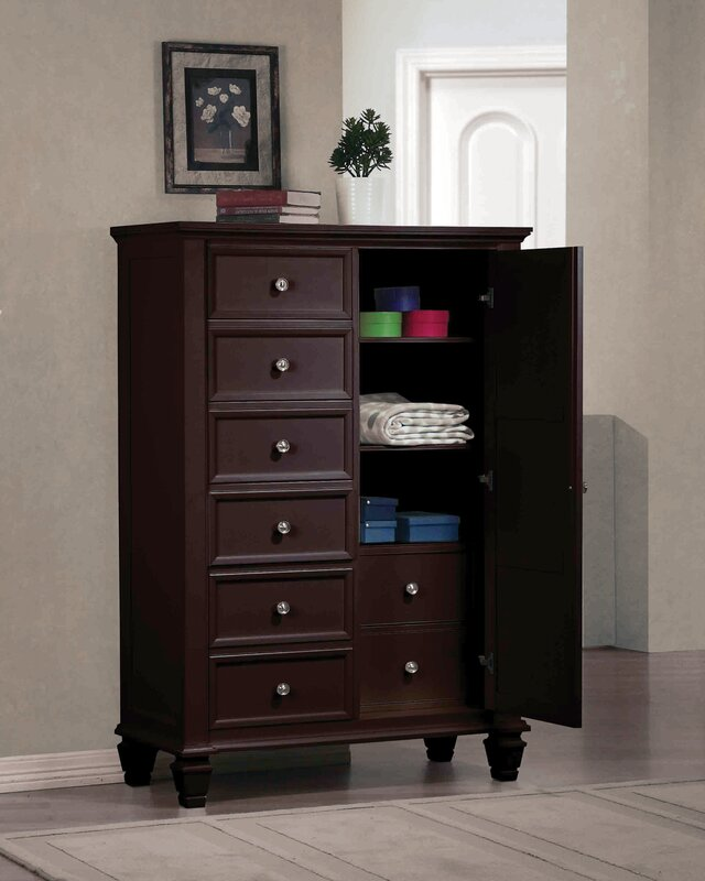 Paulina 8 Drawer Gentleman S Chest