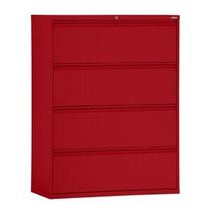 Charming 4 Drawer Vertical Filing Cabinet