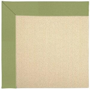 Zoe Machine Tufted Green/Brown Indoor/Outdoor Area Rug