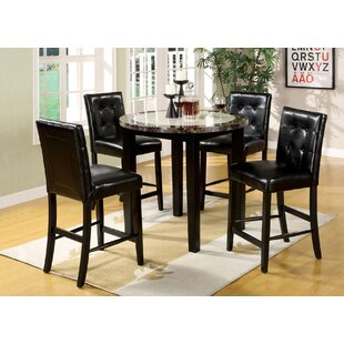 Toulouse 5 Piece Dining Set