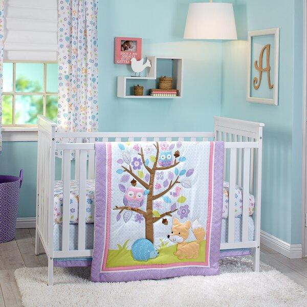 3ea0624236906 Purple And Teal Crib Bedding | Wayfair