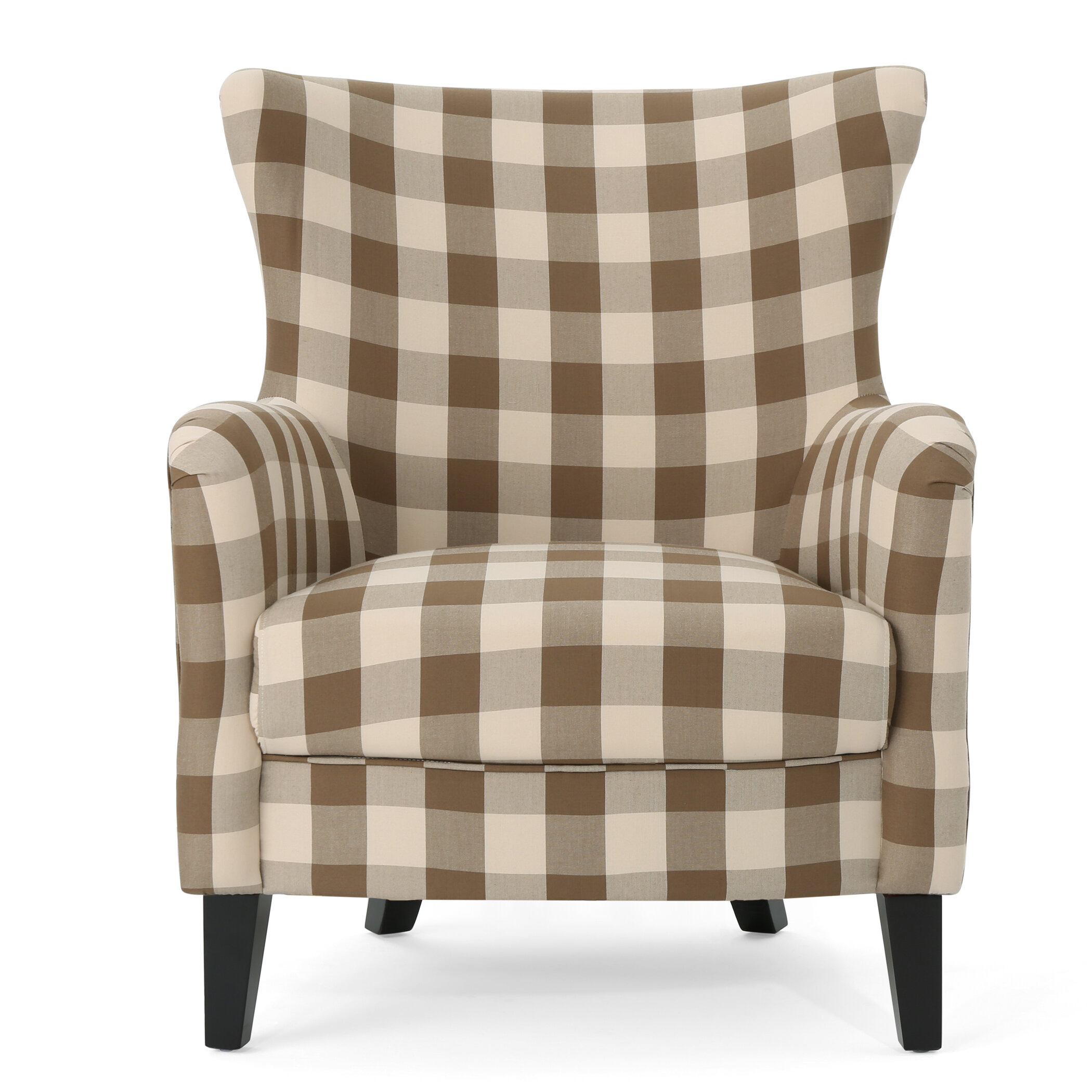 Attrayant Charlton Home Liberatore Farmhouse Armchair U0026 Reviews | Wayfair