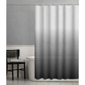 Happy PEVA Shower Curtain