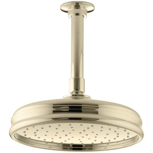Fixed Gold Shower Heads Youu0027ll Love | Wayfair