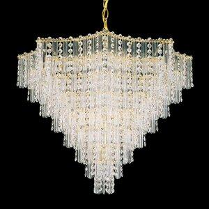Jubilee 15-Light Crystal Chandelier