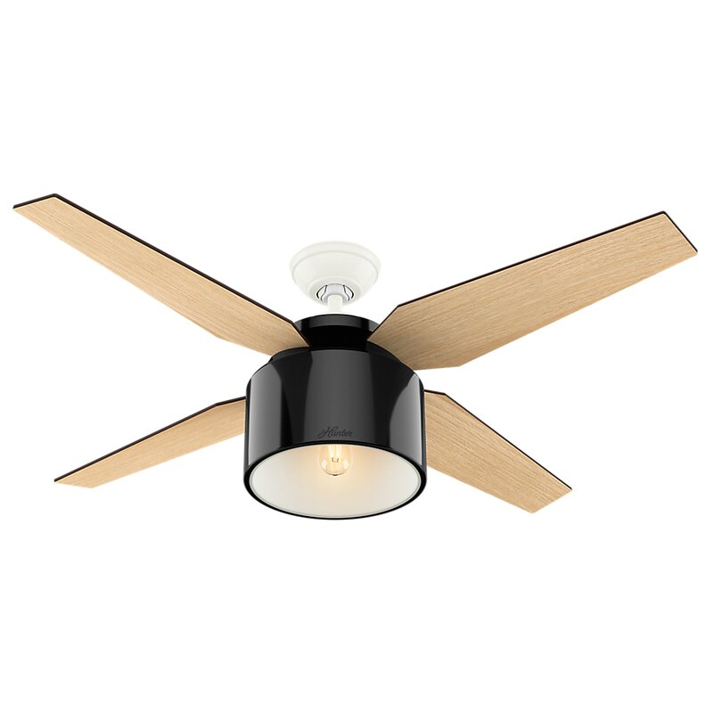 52 cranbrook 4 blade ceiling fan with remote reviews allmodern 52 cranbrook 4 blade ceiling fan with remote mozeypictures Choice Image
