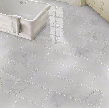 Msi Carrara 12 X 24 Porcelain Field Tile In White Reviews Wayfair