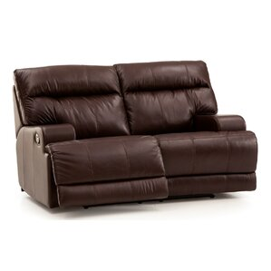 Lincoln Console Reclining Sofa by Palliser F..