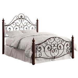 Wilkes Panel Bed by Three Posts